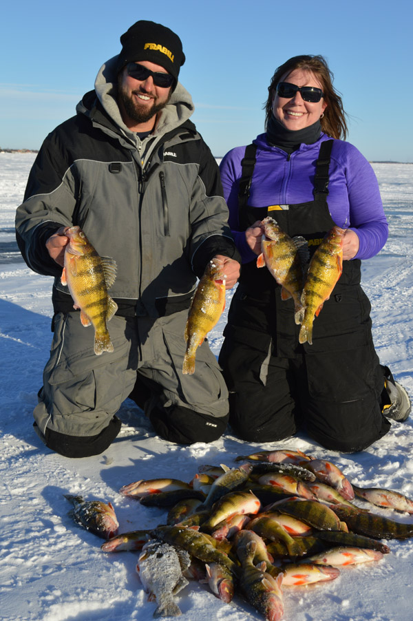 Devils lake walking out ice ready all creation outdoors for Devils lake nd ice fishing