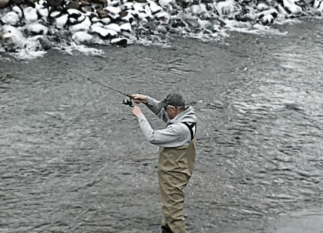 BK Gritty River Fishing